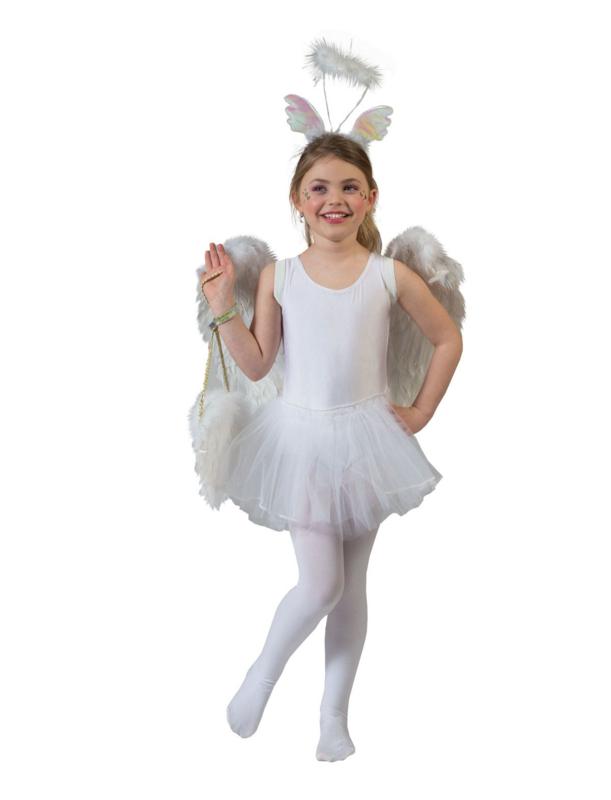 Ballerina jurkje wit