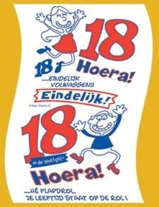 Verjaardag 18 Jarige.Verjaardag Man 18 Jaar Glendance