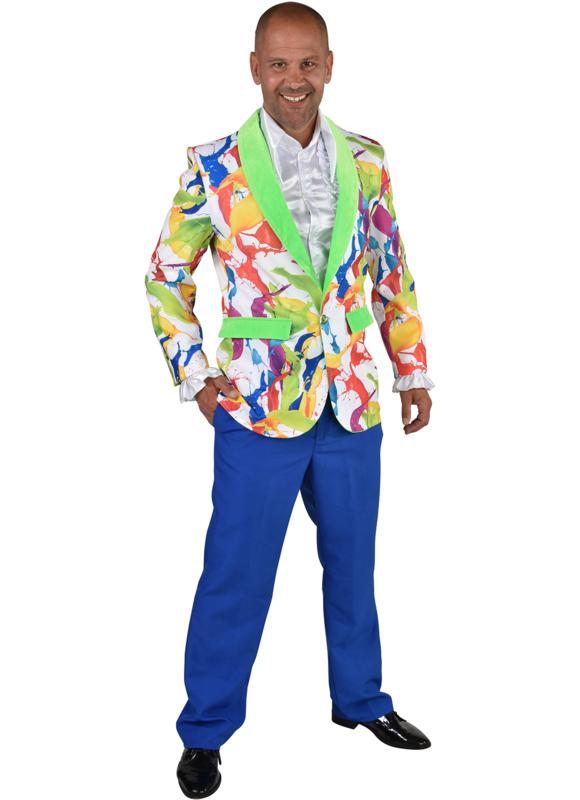 Schilders colbert luxe | carnavals jasje
