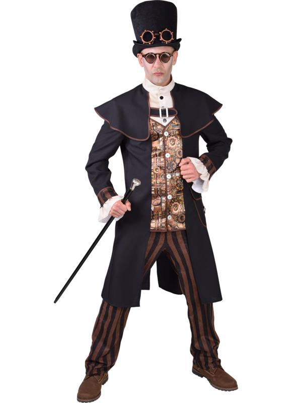 Steampunk kostuum 1900   Feestkleding heren   Goedkope