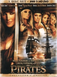 Pirates 01 (3 Dvd`s)