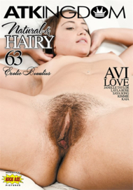 Natural and Hairy 63