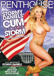 Stormy Daniels , Cum Before The Storm