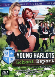 Young Harlots School Report