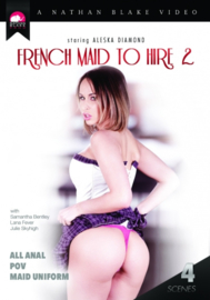 French Maid For Hire 02