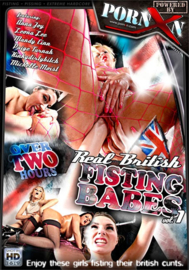 Real British Fisting Babes 07