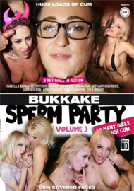 Bukkake Sperm Party 03