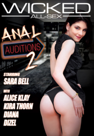 Anal Auditions 02