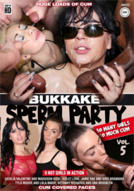 Bukkake Sperm Party 05