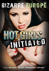 Hot Girls Initiated