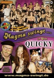 Magma swingt im club quicky