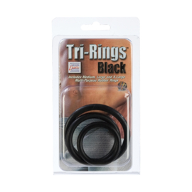 Cockring rubber 30mm + 40mm + 50mm