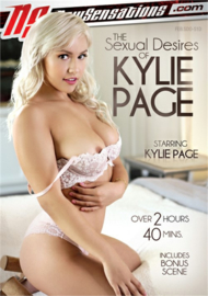 The Sexual Desires of Kylie Page