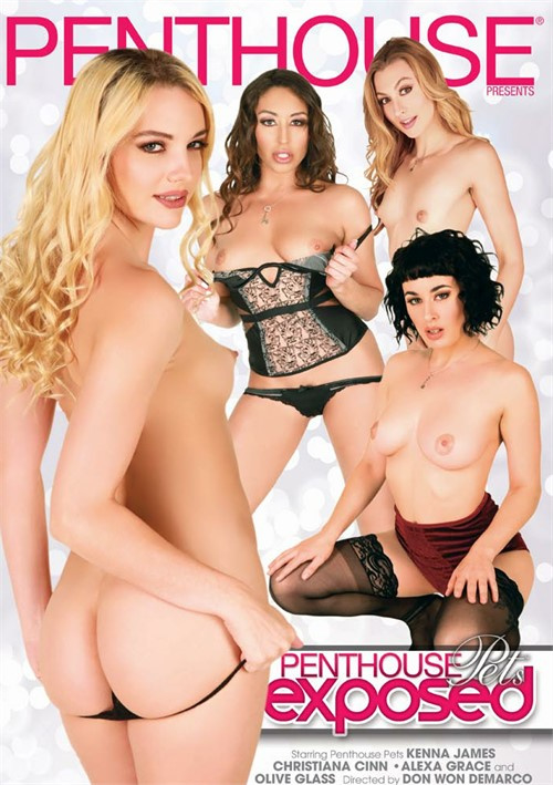 Penthouse Pets Exposed