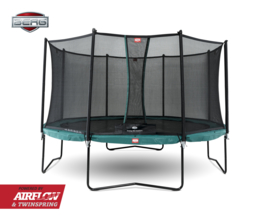 BERG Champion 430 + Safety Net Comfort