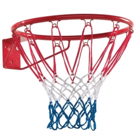Basketbalring Rood-wit-blauw (61000700101)