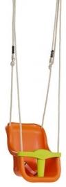 KBT Babyzitje `luxe` Oranje/limoen groen (131001007002)