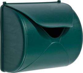 Brievenbus Donker Groen