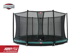 BERG Inground Champion 430 + Safety Net Comfort
