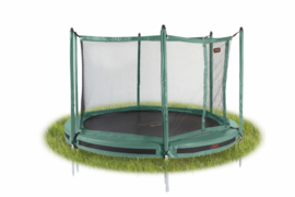 Pro-line Inground trampoline met Veiligheidsnet