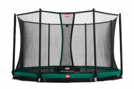Berg inground Favorit + safetynet Comfort