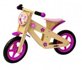Wooden balance bike (91308)
