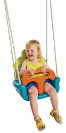 Baby Schommel Groeimodel Groen/Paars/Oranje (133.001.007.005)