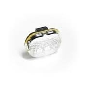 Berg LED lamp wit (152010)