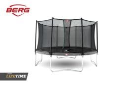 Berg Favorit met Safetynet Comfort Grijs