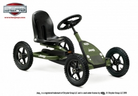 Jeep Junior pedal Go-kart  (242134)