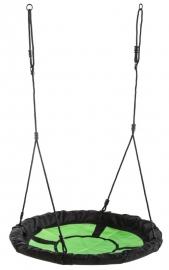 Nestschommel Swibee groen/zwart (190.007.007.001)