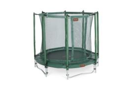 Pro-line trampoline + net boven + afdekhoes (06-Combi)