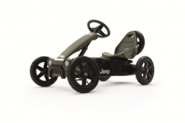 Jeep Adventure pedal Go-kart  (244010)