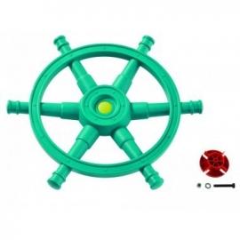 KBT Stuurwiel Star Boot Turquoise/Limoen groen (553.010.007.001)