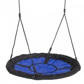Nestschommel Swibee blauw/ zwart