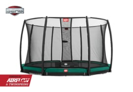 BERG Inground Champion 270 + Safety Net Deluxe