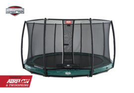 BERG Inground Elite + Safety Net Deluxe