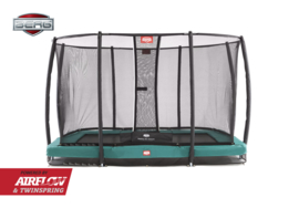 BERG Inground Ultim 220*330 + Safety Net Deluxe