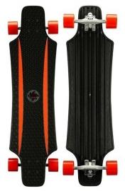 NIEUW! Longboard 36'' Black Dragon (520L-ZWR)