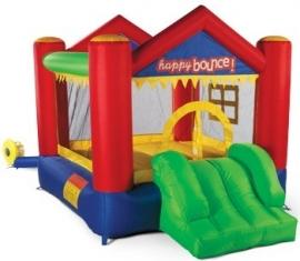 Avyna springkussen Party House Fun 3-1 (SK01) Gratis verzending
