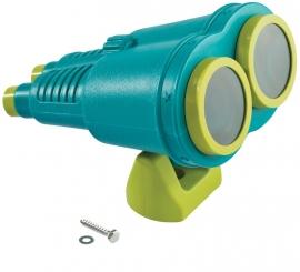 Verrekijker Star Turquoise/limoen groen