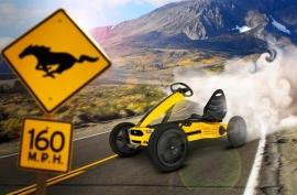 Berg Ford Mustang GT pedal go-kart (244020)