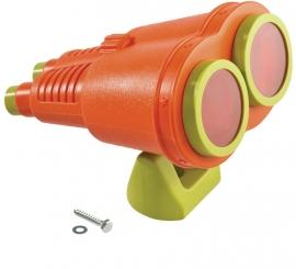 Verrekijker Star Oranje/limoen groen