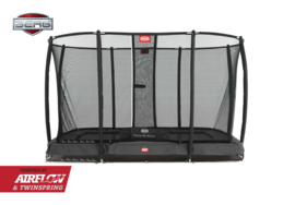 BERG Inground Grey Ultim 220*330 + Safety Net Deluxe