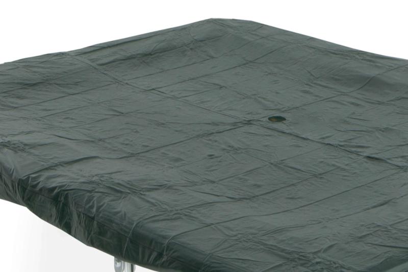 Afdekhoes Pro-line trampoline rechthoek Groen