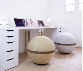 Bloon Paris: ergonomische bureaustoel: groen