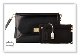 Mighty Purse: Mila, Black
