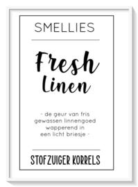 Stofzuigerkorrels: Fresh Linen 100 ml