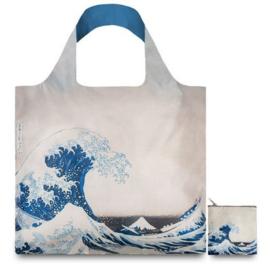 Shopper opvouwbaar, The Great Wave, Hokusai