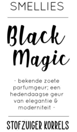 Stofzuigerkorrels: Black Magic